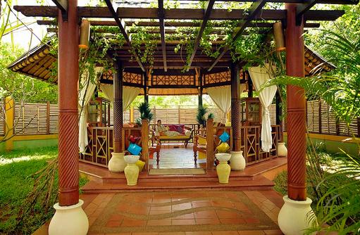 Araamu Spa, Garten, Paradise Island Resort & Spa, Maldives