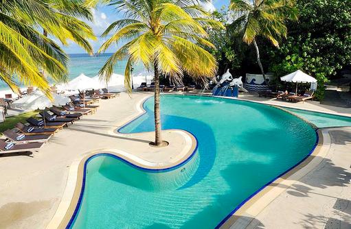 Swimming Pool, Paradise Island Resort & Spa, Maldives