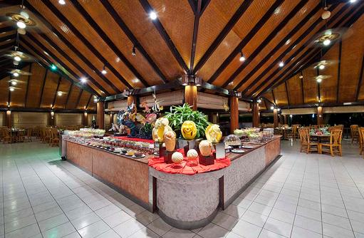 Bageecha Restaurant, Hauptrestaurant, Paradise Island Resort & Spa, Maldives