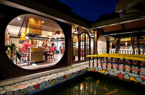 Tepanyaki Restaurant, Showcooking, Paradise Island Resort & Spa, Maldives