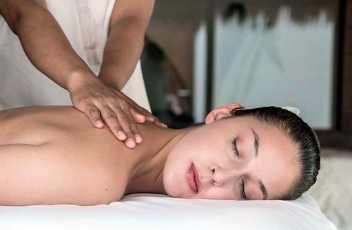 Massage, Park Hyatt Maldives Hadahaa, Maldives