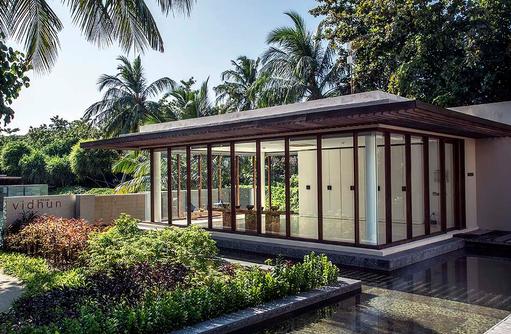 Yoga Pavillon, Park Hyatt Maldives Hadahaa, Maldives