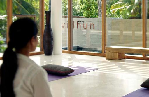 Yoga Studio, Park Hyatt Maldives Hadahaa, Maldives