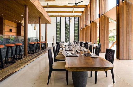Dining Room, Park Hyatt Maldives Hadahaa, Maldives