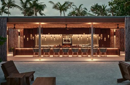 Brasa Restaurant, Patina Maldives, Fari Islands