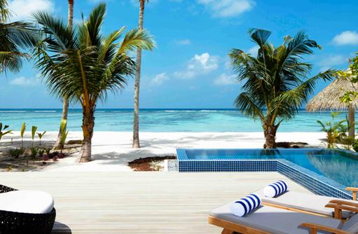 Villa, Radisson Blu Resort Maldives