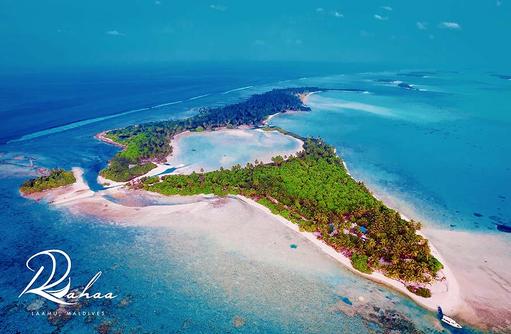Insel, Rahaa Resort
