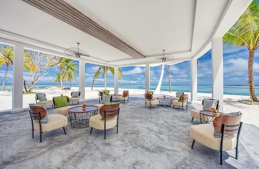 Lounge am Mittag, Rahaa Resort