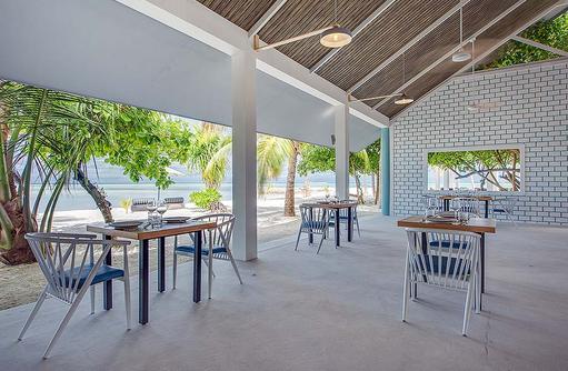 Restaurant Terrasse,  Rahaa Resort