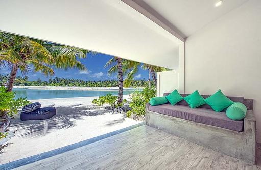 Terrasee, Lake View Villa,  Rahaa Resort