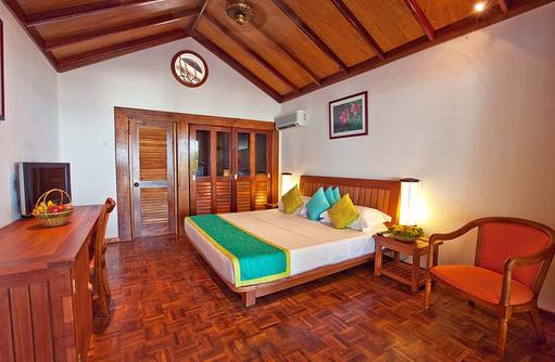 Reethi Villa, Reethi Beach Resort, Malediven