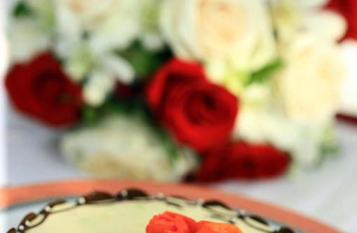 Hochzeitstorte, Heiraten auf den Malediven, Reethi Beach Resort, Malediven