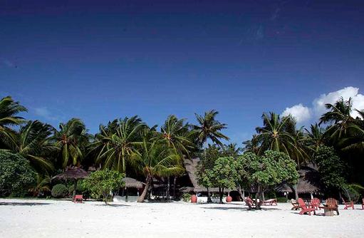 Strand, Rihiveli The Dream Resort