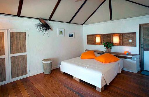 Schlafen, Beach Bungalow, Rihiveli The Dream Resort
