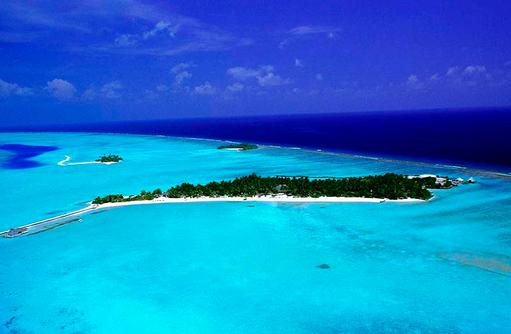 Insel, Rihiveli The Dream Resort