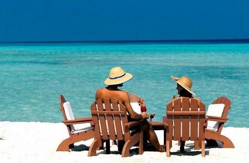 Beach Cocktails, Rihiveli The Dream Resort