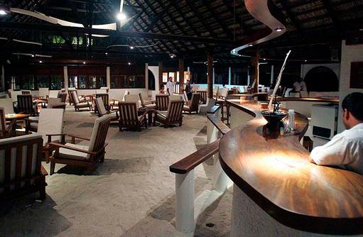 Barfuss Bar, Rihiveli The Dream Resort