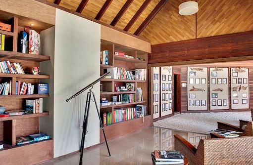 Bücherei I ROBINSON Club Maldives