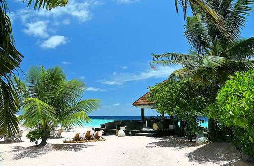 Sundowner Bar I ROBINSON Club Maldives