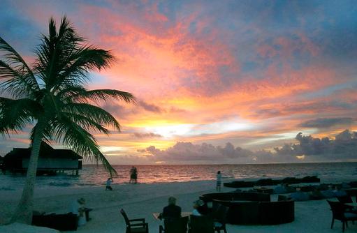 dem Tag goodbye sagen I ROBINSON Club Maldives