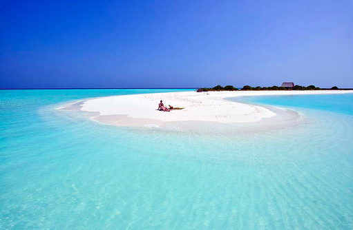 Sandbank, Relax, Royal Island Resort & Spa, Maldives