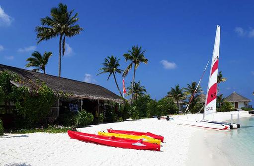 Wassersport, Safari Island Resort, Maldives