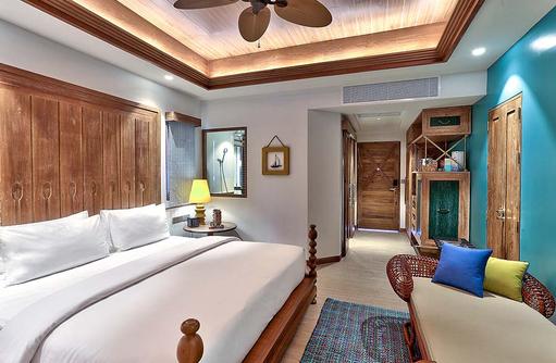 Beach Room, SAii Lagoon Maldives