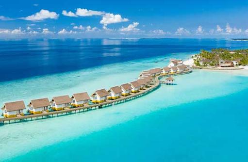 Wasservillen SAii Lagoon Maldives