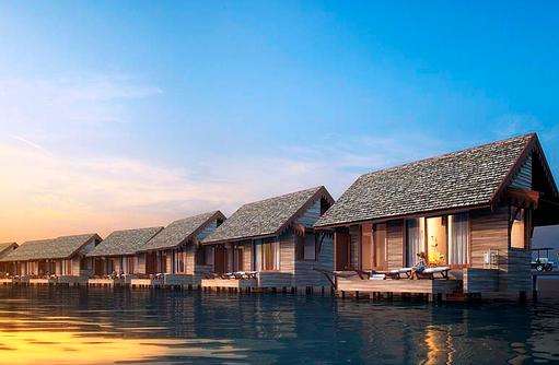 Wasser Villas, SAii Lagoon Maldives