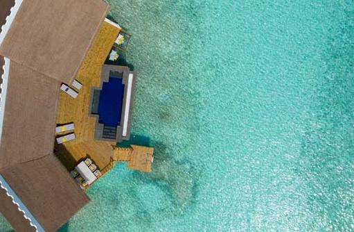 Water Villa SAii Lagoon Maldives