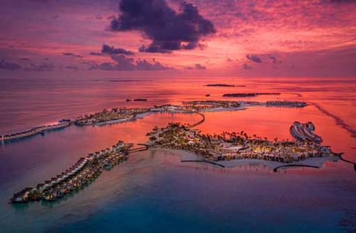 The Marina, SAii Lagoon Maldives