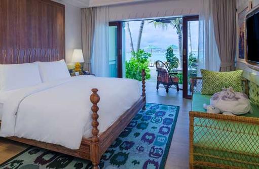 Beach Room SAii Lagoon Maldives
