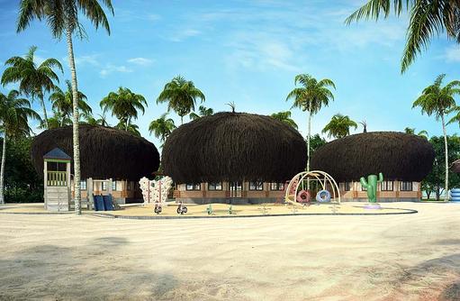 Kinder Club, SAii Lagoon Maldives