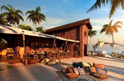 Mr Tomyam, Restaurant, SAii Lagoon Maldives