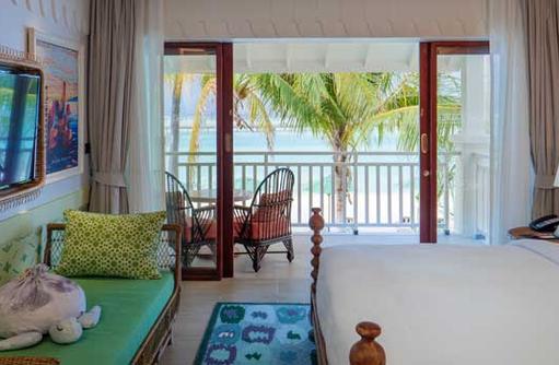 Sky Room SAii Lagoon Maldives