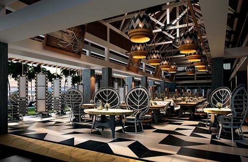 Miss Olive Restaurant, SAii Lagoon Maldives