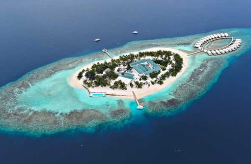 Sandies Bathala, Malediven