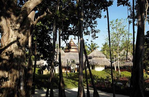 CHI, The Spa Village, Shangri-La's Villingili Resort & Spa, Malediven