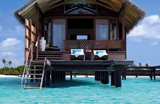 Wasser Villa, Shangri-La's Villingili Resort & Spa, Malediven