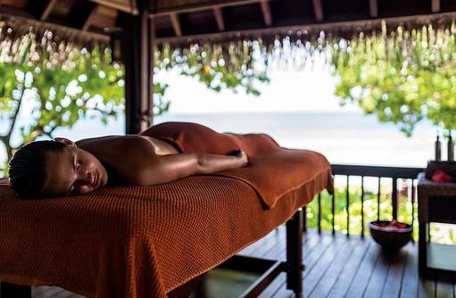 Auszeit für Körper und Seele im CHI, the Spa, Shangri-La's Villingili Resort & Spa, Malediven