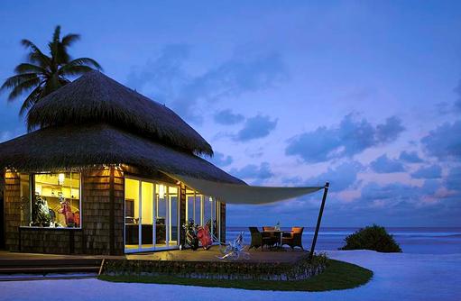 Golfclub, Shangri-La's Villingili Resort & Spa, Malediven