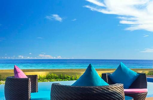 Sheraton Club Lounge, Sheraton Full Moon Resort & SPA, Malediven