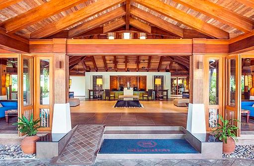 Lobby, Sheraton Full Moon Resort & SPA, Malediven