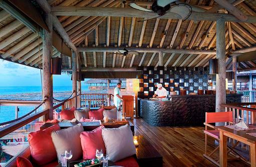 Zen Restaurant, Japanisches Restaurant, Six Senses Laamu, Malediven