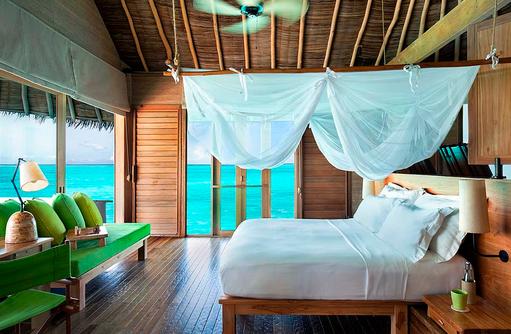 Laamu Water Villa With Pool, Schlafen, Wohnen, Six Senses Laamu, Malediven