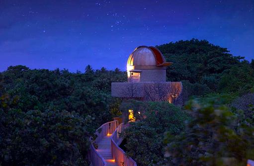 Observatorium, Soneva Fushi, Maledives