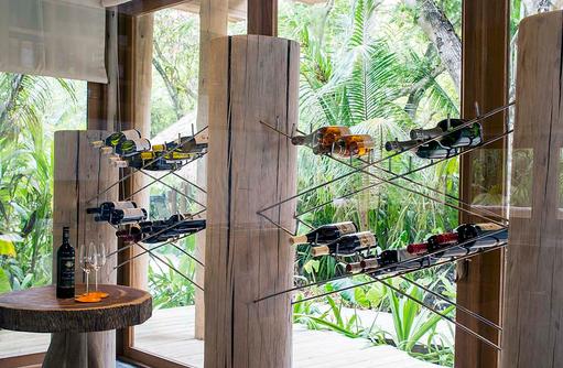Villa mit eigenem Weinkeller, Soneva Fushi, Maledives