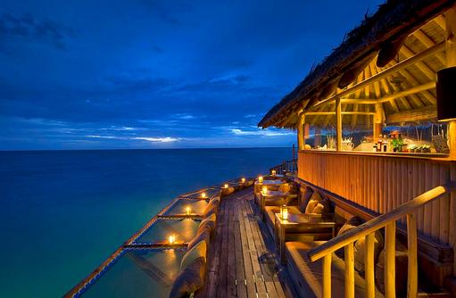 Bar (a) bara Bar, Soneva Fushi, Maledives