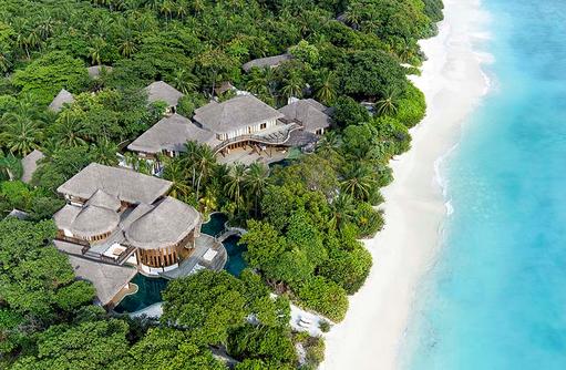 Three Bedroom Residence, Soneva Fushi, Maledives