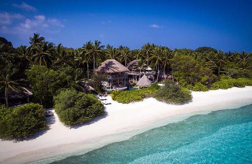 Jungle Reserve, Soneva Fushi, Maledives